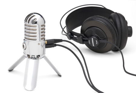Metero Mic with Headphones