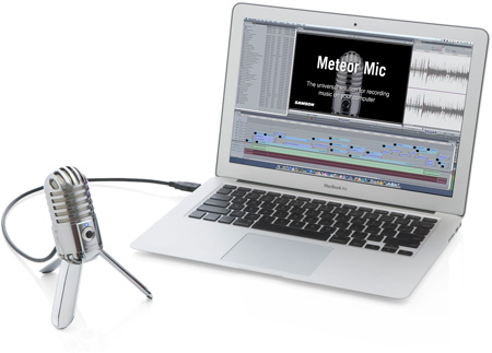 Metero Mic with Final Cut