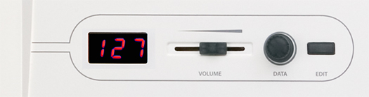 Carbon 61 Volume Slider
