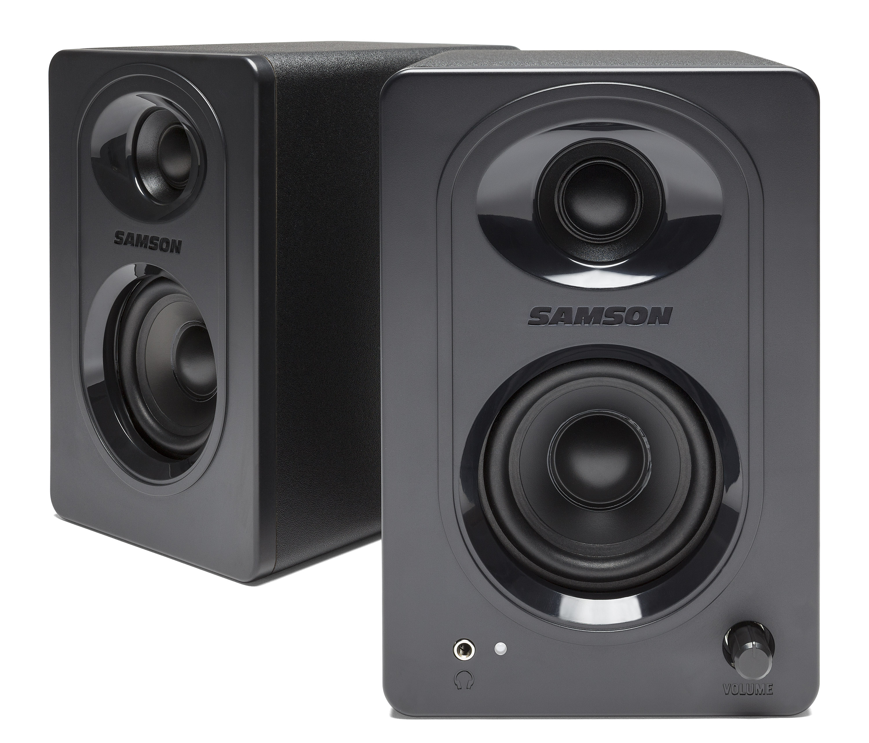 MediaOne M30 Powered Studio Monitors