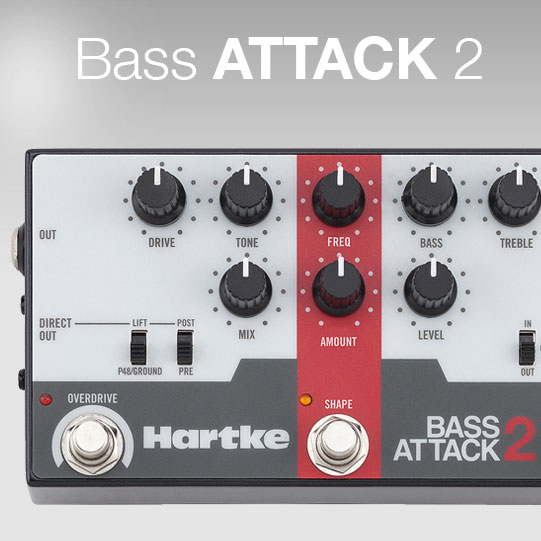 NOW AVAILABLE: Bass Attack 2