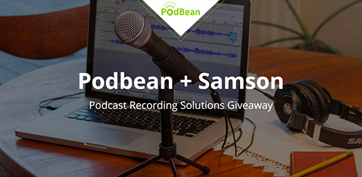 Podbean + Samson Podcast Recording Solutions Giveaway