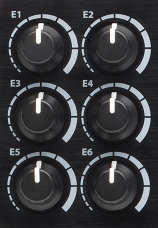 Graphite MD13 Parameter Knobs