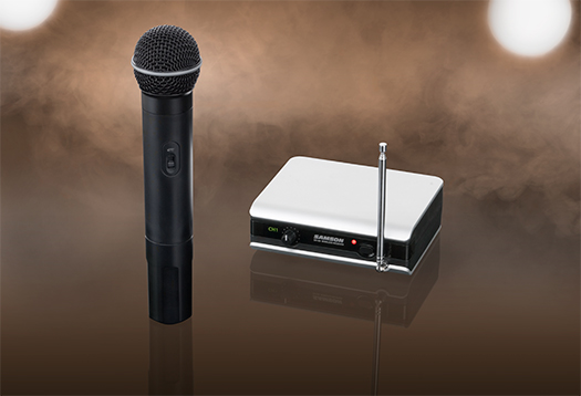 Stage v166 Handheld Wireless System