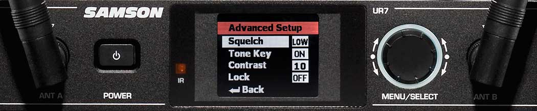 Synth7 Advanced Setup