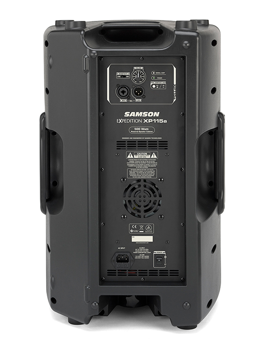 Expedition XP115A Back