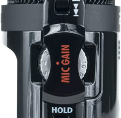 H2n Mic Gain