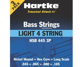 Light 4-string 3-pack