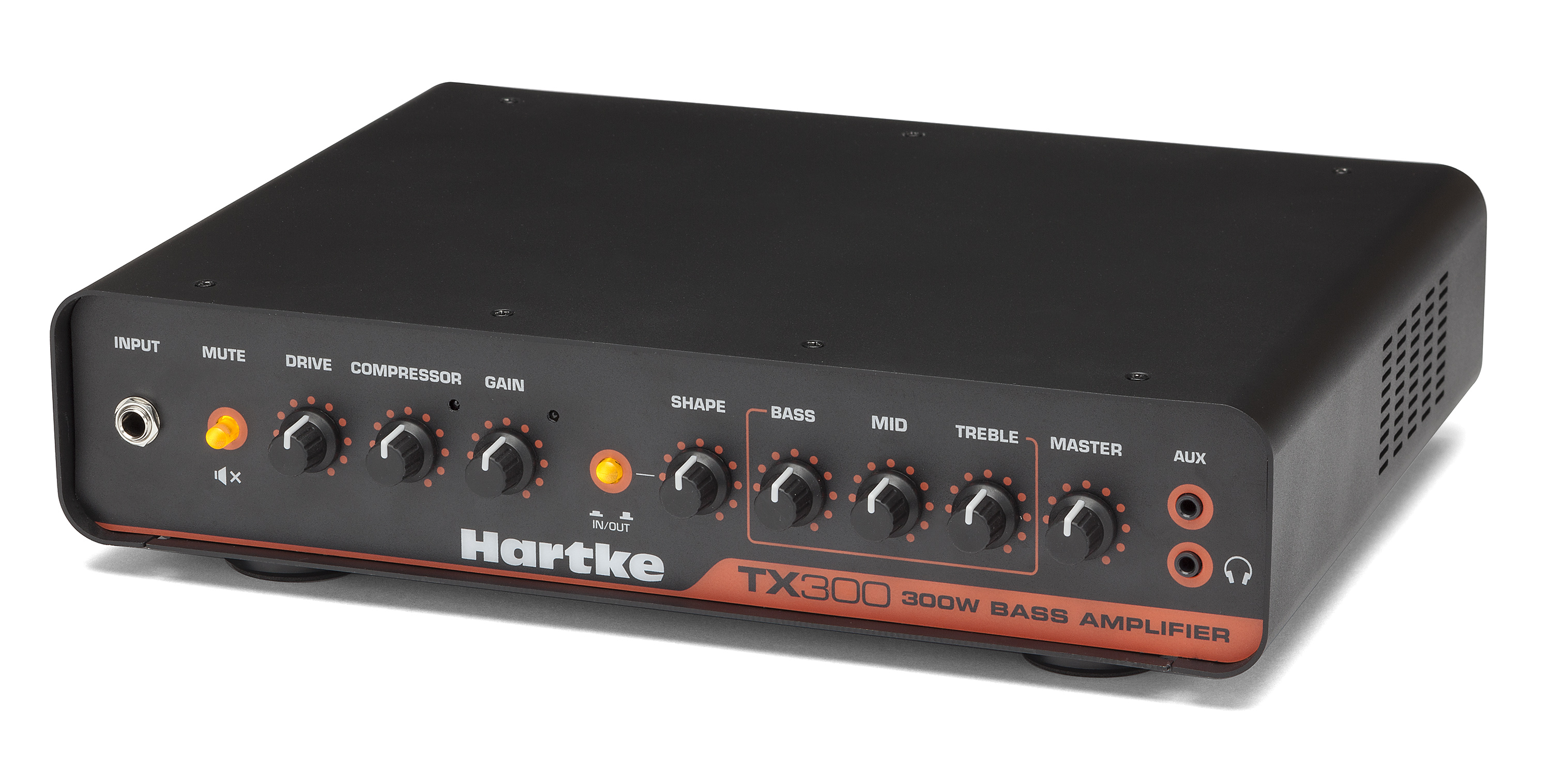 Hartke Tx300 The Birth Of An Amplifier View Larger