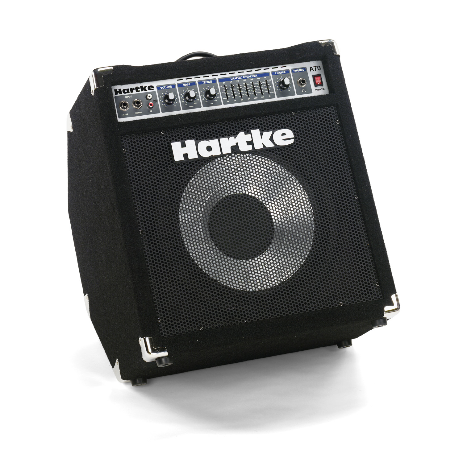 Hartke A70 Guitar Or Music Amplifier Home Stereo Powered Subwoofer