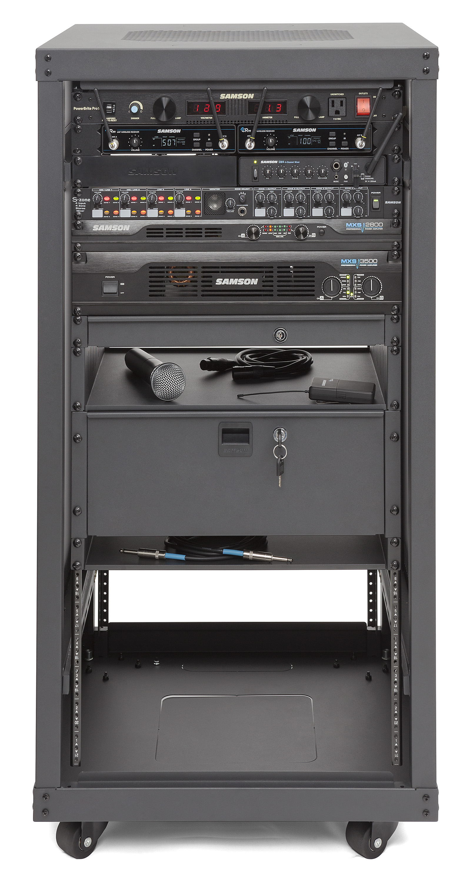 rack hrs rxr racks products audio