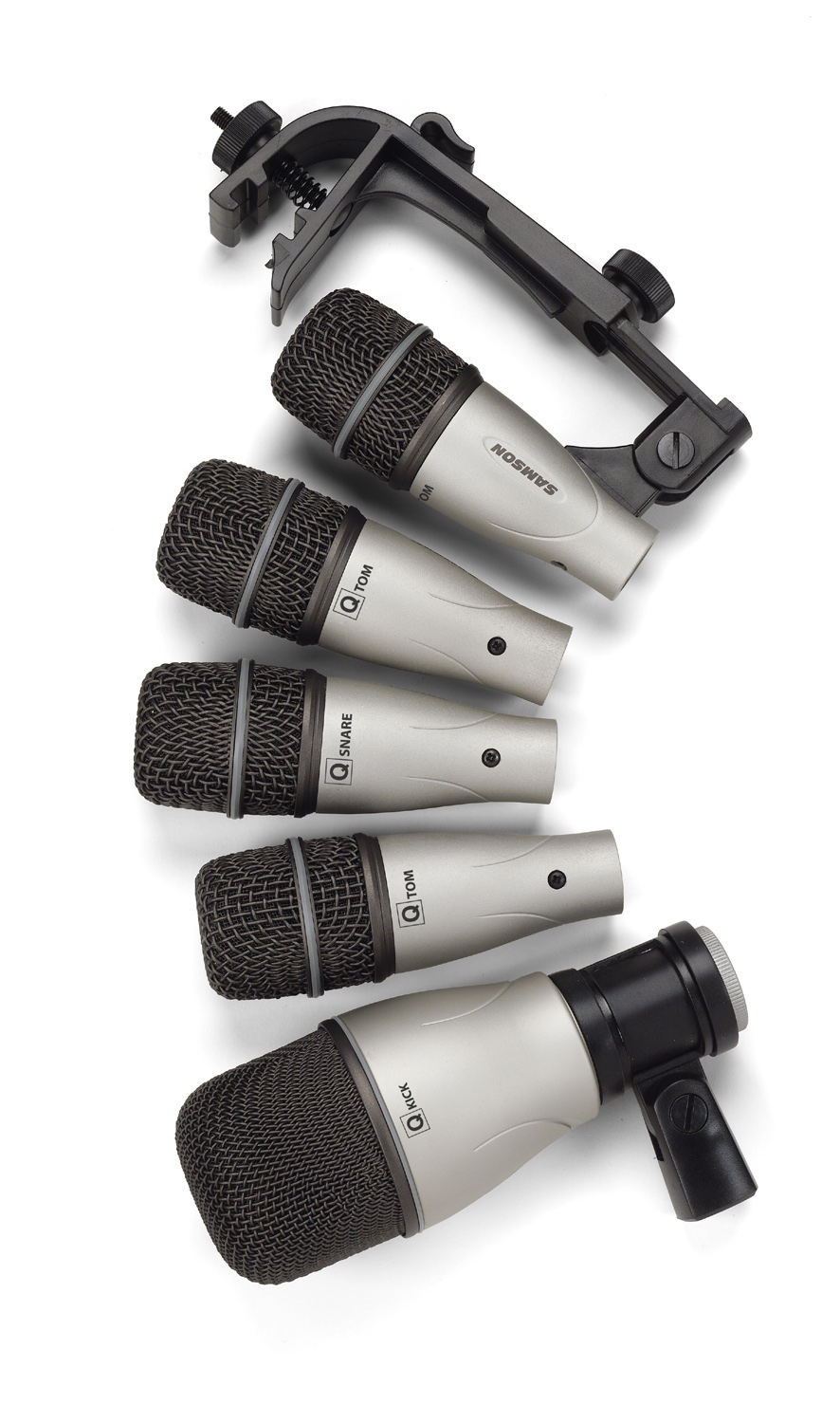 SAMSON 5KIT MICROPHONE