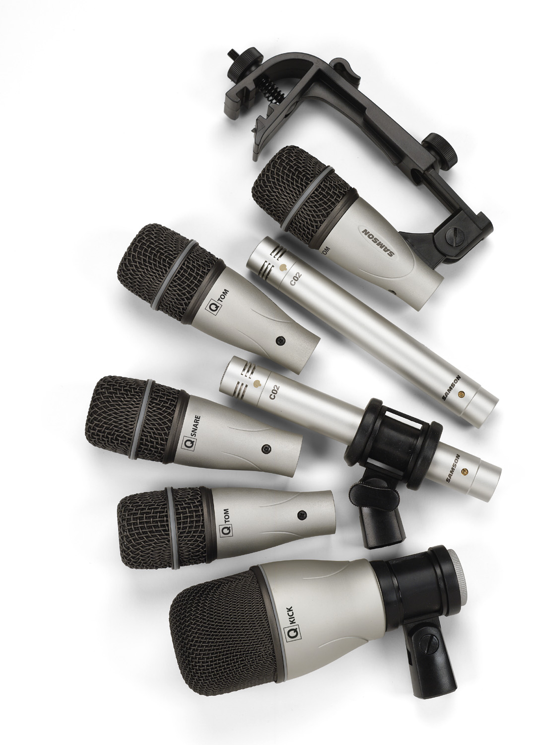 Samson 7kit 7-piece Drum Microphone Package Set at Sears.com