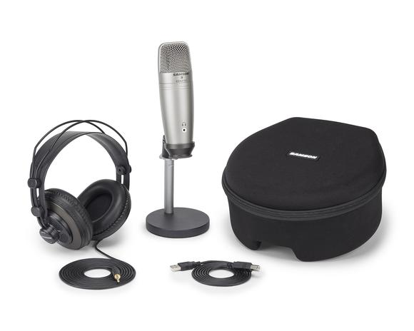 Headphones stand usb - Technical Pro HP20 Overview