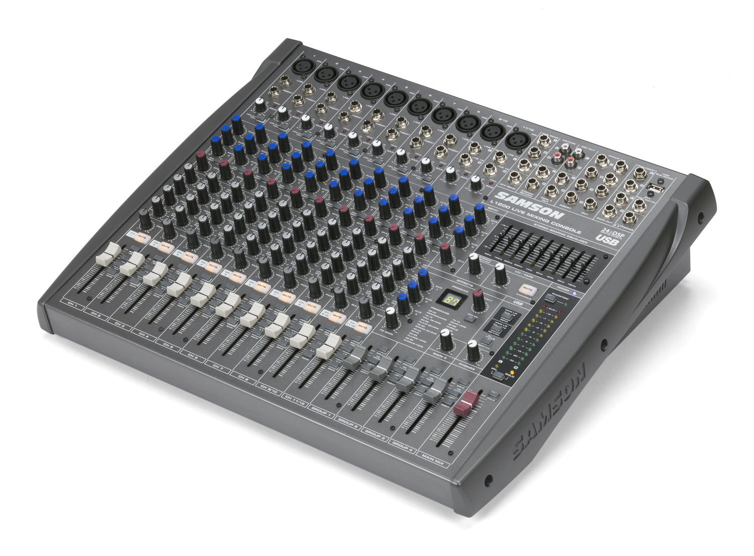 SAMSON L1200 MIXER