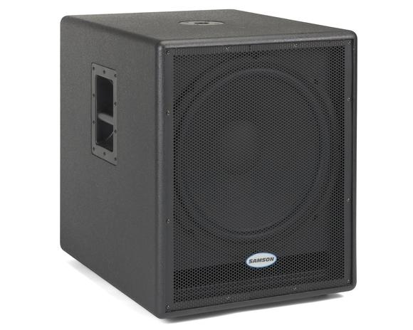 SAMSON AURO D1800 POWERED SUBWOOFER