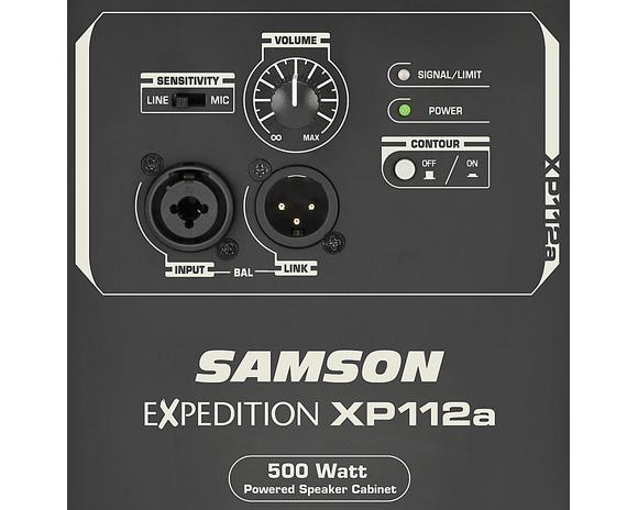 Samson — Expedition XP112A