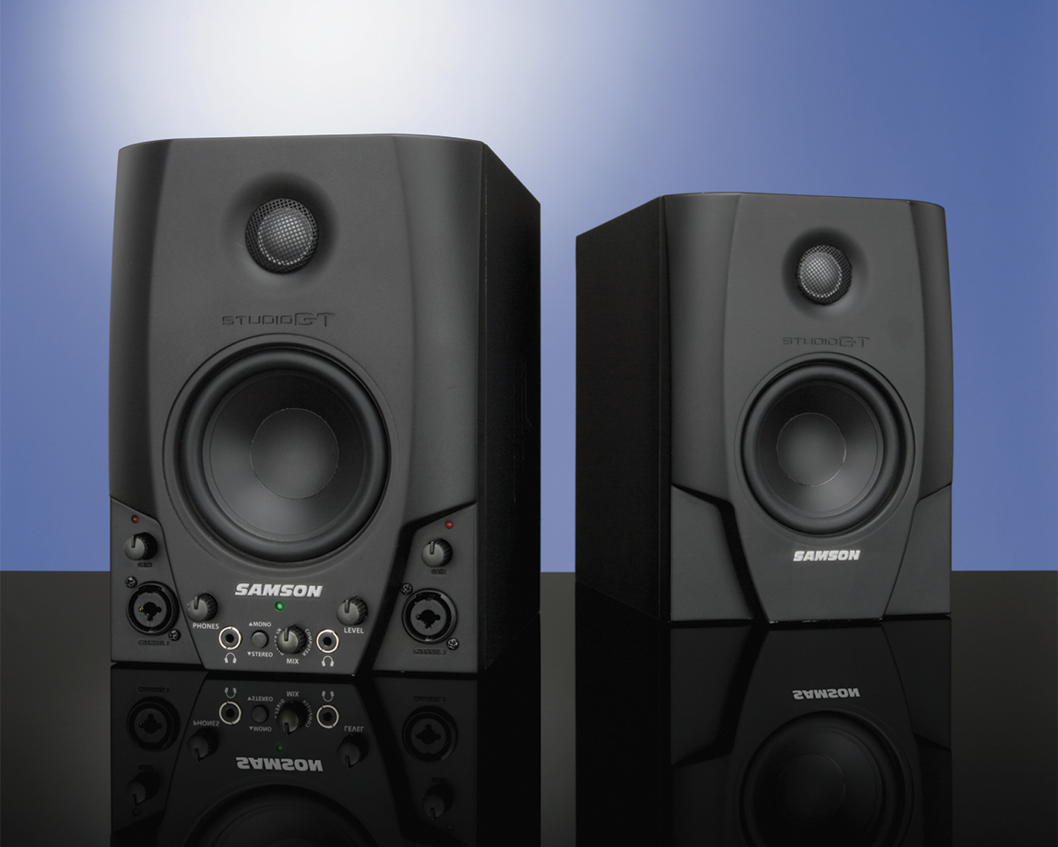 Samson Studio Gt Electronics Tv Video Home Audio Speakers Subwoofers View Larger