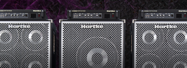 Hartke Support Landing